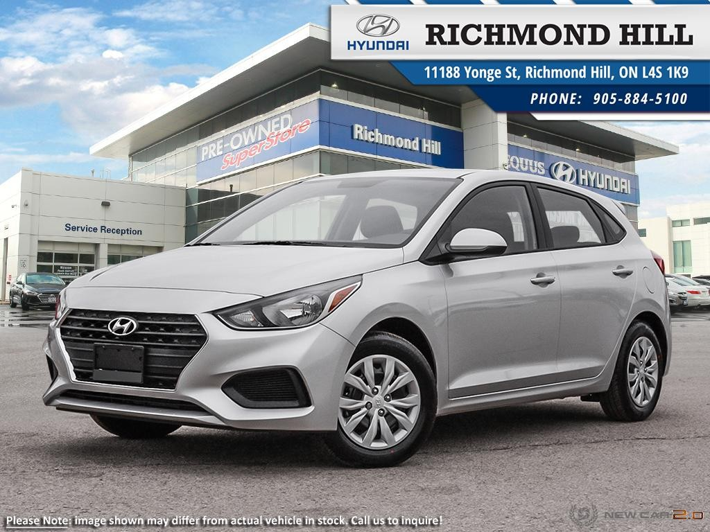 Hyundai Accent Semi Full 2019 Hyundai Cars Review