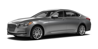 2015 Hyundai Genesis Sedan 4DR SDN Luxury