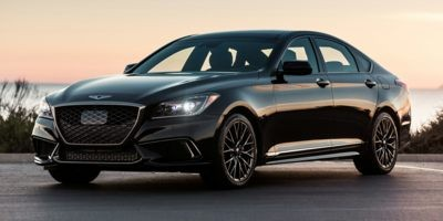 2018 Genesis G80 3.3T Sport AWD | Navigation | Heated & Cooled Seats | Panoramic Sunroof