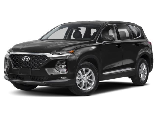 2019 Hyundai Santa Fe 2.4L Preferred w/Dark Chrome Accent AWD  - $196.93 B/W