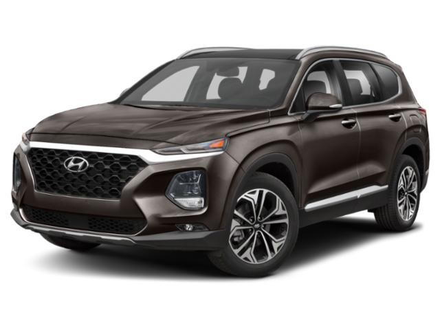 2019 Hyundai Santa Fe 2.0T Ultimate AWD  - Navigation - $252.00 B/W