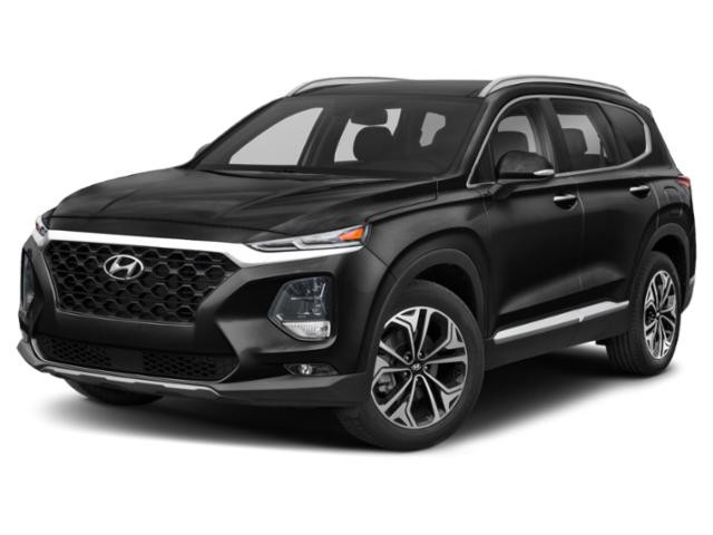 2020 Hyundai Santa Fe 2.0T Ultimate AWD  - Navigation - $260 B/W